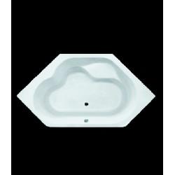 Ванна RIHO WINNIPEG 145х145 cm