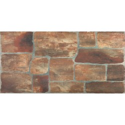 Плитка ZNXCT2 COTTAGE RED (30x60), ZEUS CERAMICA