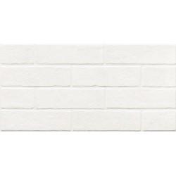 Плитка ZNXBS0 BRICKSTONE TOTAL WHITE (30x60), ZEUS CERAMICA