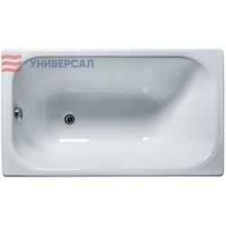 Чугунная ванна «КАПРИЗ» 120x70