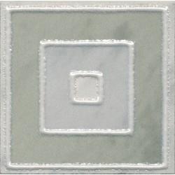 Вставка AD\A462\SG9321 АЛЬКАЛА БЕЛЫЙ (70x70), KERAMA MARAZZI