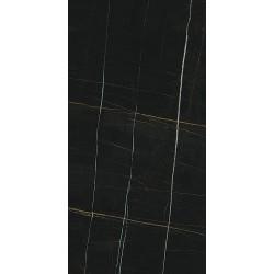 Плитка SG567102R ГРЕППИ ЧЕРНЫЙ лаппатированный обрезной (600x1195), KERAMA MARAZZI