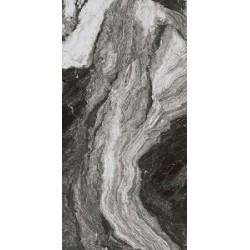 Плитка SG567702R ОНИЧЕ СЕРЫЙ ТЕМНЫЙ лаппатированный обрезной (600x1195), KERAMA MARAZZI