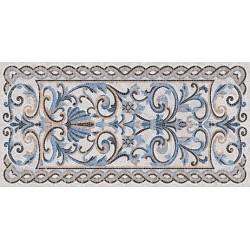 Плитка SG590902R МОЗАИКА СИНИЙ декорированный лаппатированный (1195x2385), KERAMA MARAZZI