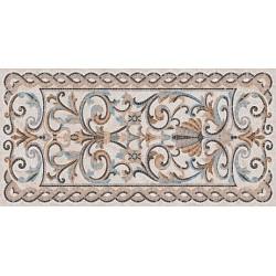 Плитка SG590802R МОЗАИКА БЕЖ декорированный лаппатированный (1195x2385), KERAMA MARAZZI