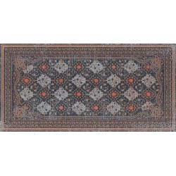 Плитка SG590600R КЛАССИКА декорированный обрезной (1195x2385), KERAMA MARAZZI