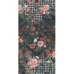 Плитка SG590500R ЦВЕТЫ декорированный обрезной (1195x2385), KERAMA MARAZZI
