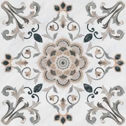 Плитка SG843102R ПАРНАС декорированный лаппатированный (800x800), KERAMA MARAZZI