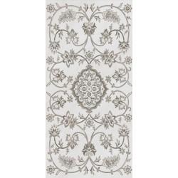 Плитка SG810102R ПАРНАС СВЕТЛЫЙ декорированный лаппатированный (400x800), KERAMA MARAZZI