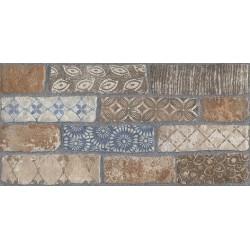 Плитка SG250700R КАМПАЛТО декорированный обрезной (300x600), KERAMA MARAZZI