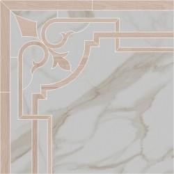 Декор ID117 КАРЕЛЛИ наборной (600x600), KERAMA MARAZZI