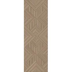 Плитка 14039R ЛАМБРО КОРИЧНЕВЫЙ СТРУКТУРА обрезной (400x1200), KERAMA MARAZZI