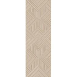 Плитка 14033R ЛАМБРО БЕЖЕВЫЙ СТРУКТУРА обрезной (400x1200), KERAMA MARAZZI