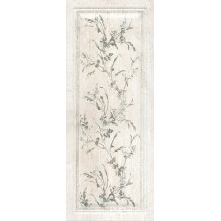 Плитка 7188 КАНТРИ ШИК БЕЛЫЙ панель декорированный (200x500), KERAMA MARAZZI