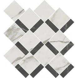Декор T020\SG6428 БУОНАРРОТИ мозаичный (350x390), KERAMA MARAZZI