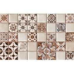 Плитка VERNON DECOR MIX PREINCISION (25x40), ARGENTA CERAMICA (Испания)