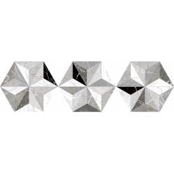 Плитка IRIS GREY HEX (200x240), OSET