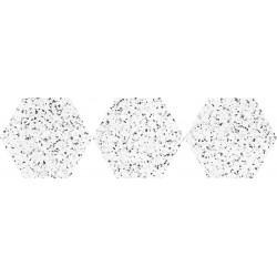ONIL WHITE HEX 20x24