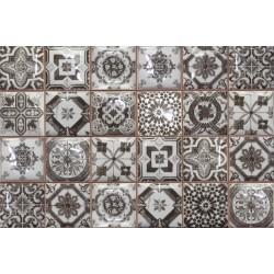 Плитка NOVUM BLACK (25x40), ARGENTA CERAMICA (Испания)