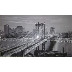 Декор DECO FUSION MANHATTAN BRIDGE-2 (50x85), GEOTILES (Испания)