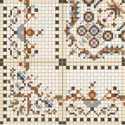 Плитка CARTAGO DECO (44x44), REALONDA CERAMICA (Испания)