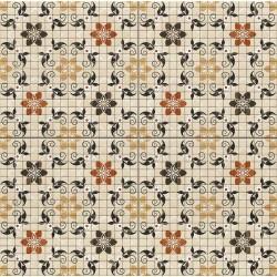Плитка CARTAGO NOVA DECOR (44x44), REALONDA CERAMICA (Испания)