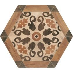 Плитка FLORENCIA DECOR (33x28.5), REALONDA CERAMICA (Испания)
